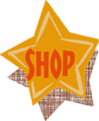 Yellow Star Shop Button